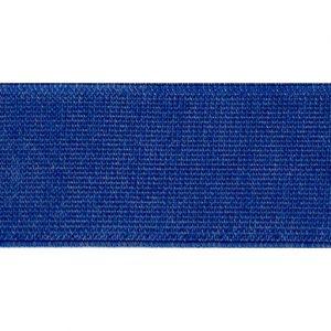 Elástico de telar reforzado azul