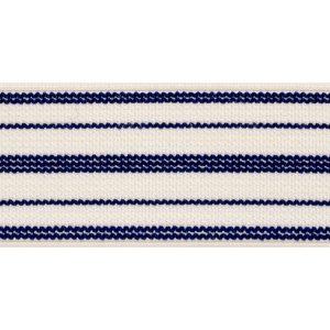 elastico de telar reforzado Novotex lineas azules