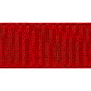 elastico de telar reforzado Novotex rojo