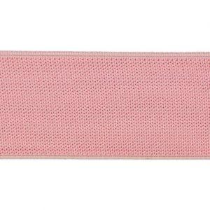 Elástico de telar reforzado rosa