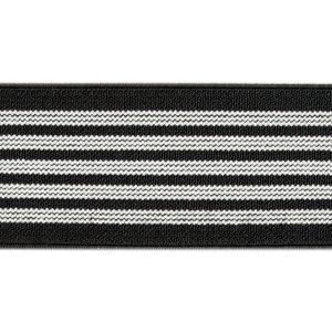 elastico de telar reforzado Novotex tiras negras