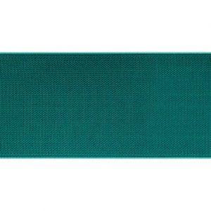 Elástico de telar reforzado turquesa