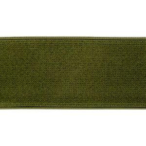 elastico de telar reforzado Novotex verde